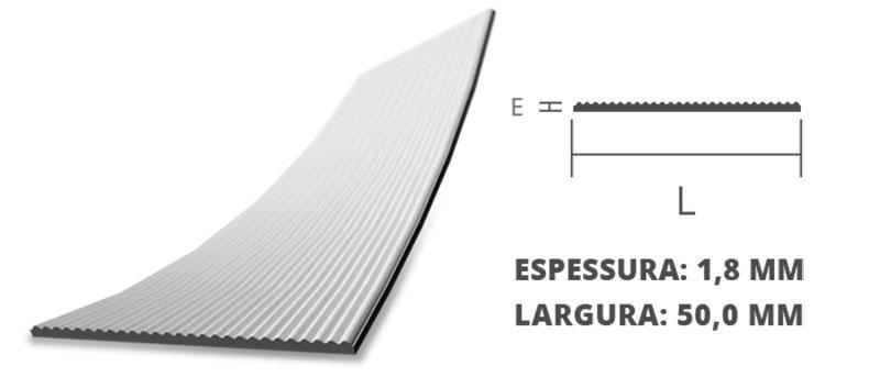 Fita demarcação de quadra