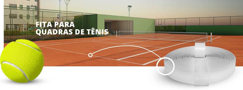 Fita para Quadra de Tênis